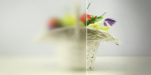 сатинат или матированное стекло фото