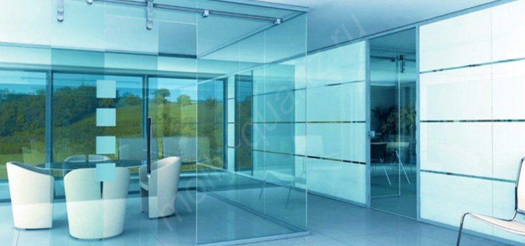 как выбрать закаленное стекло для перегородки