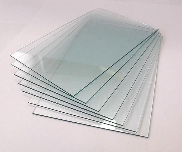 Боросиликатное листовое стекло