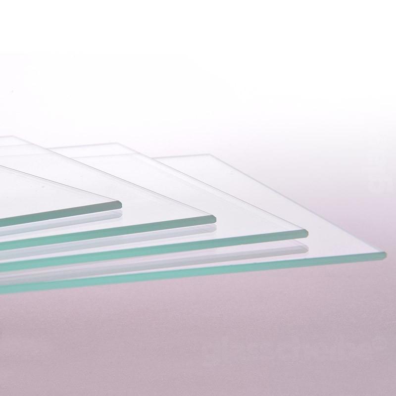 Закаленное листовое стекло