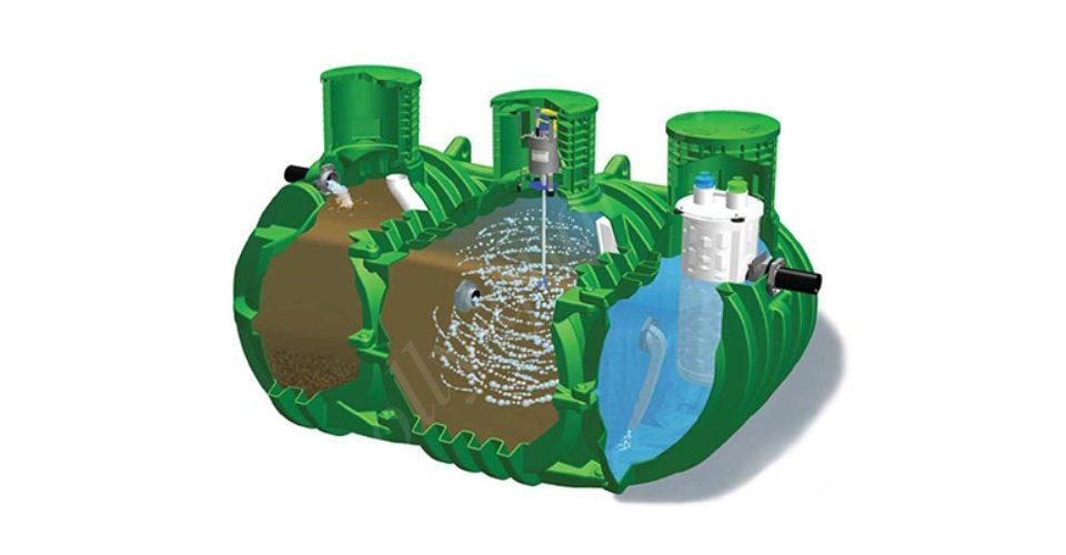 Классификация и обеззараживание сточных вод