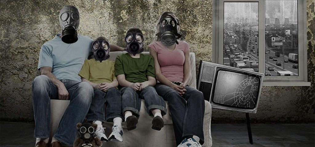 Очистка воздухха в помещении