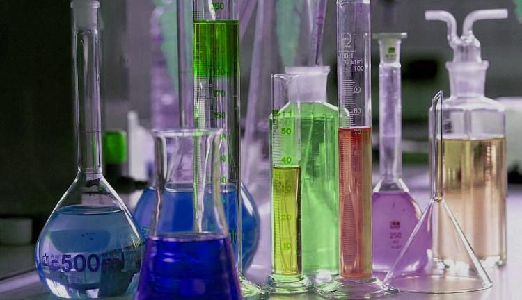 Виды лабораторной посуды